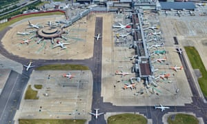 Residents near Gatwick fear the airport will add hundreds of flights daily by using emergency runway.