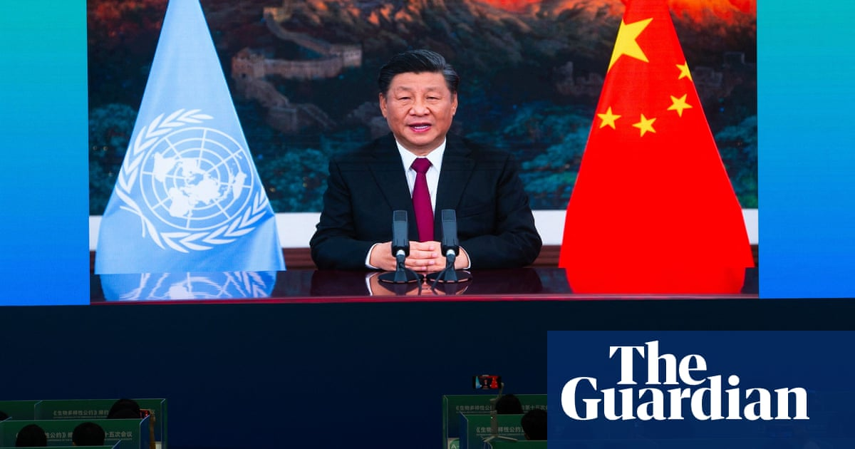 'Ecological civilisation': an empty slogan or will China act on the environment?