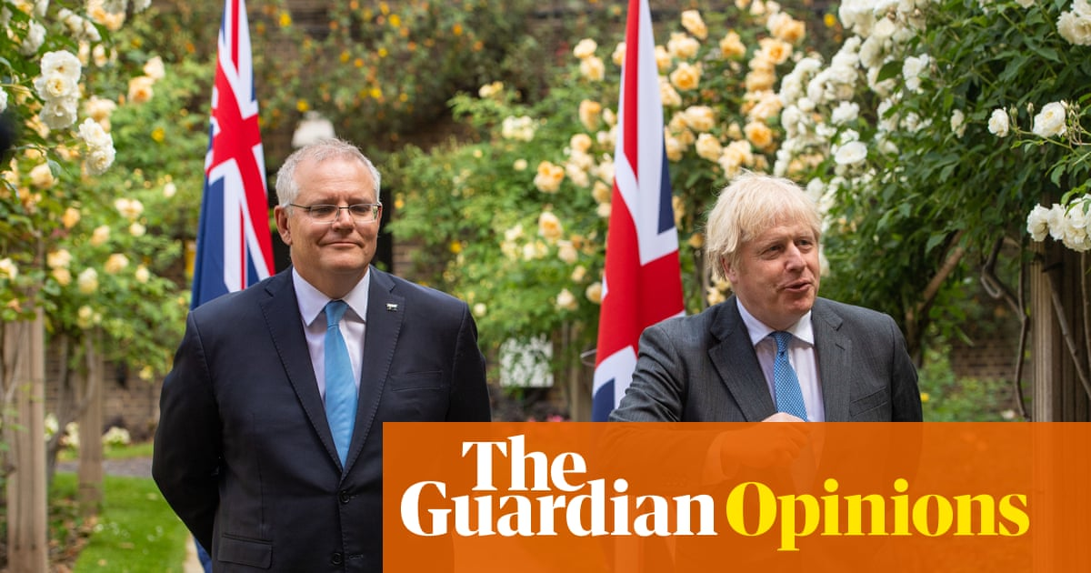 The UK's obsession with trade deals means disaster for the environment
