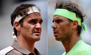 Roger Federer and Rafael Nadal last met in the French Open semi-finals in 2005, when the Spaniard won on his way to the first of 11 titles.