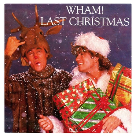 The artwork for Last Christmas.