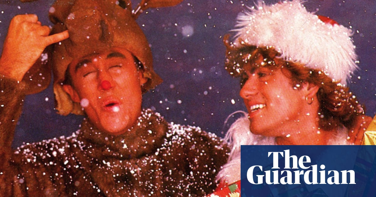 Last Christmas by Wham! reaches No 1 for first time after 36 years