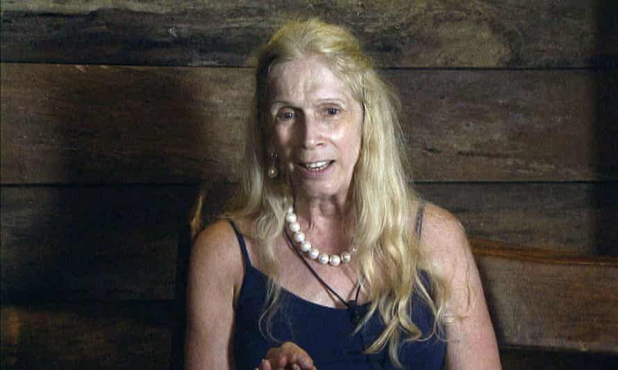 Lady Colin Campbell in the jungle.