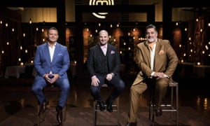 Masterchef Australia judges Gary Mehigan, George Calombaris and Matt Preston