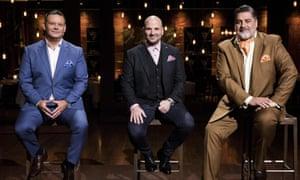Gary Mehigan, George Calombaris and Matt Preston
