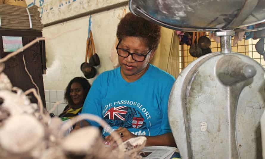 Mary Work has been selling kava for 18 years and has seen the huge spike in the growth of kava sales.