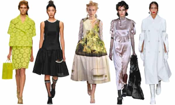 Simone Rocha With Every Show I M Telling A Story Fashion The Guardian