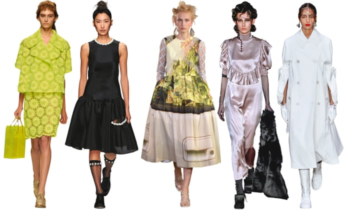 3fb1d21a3 Simone Rocha: 'With every show I'm telling a story' | Fashion | The Guardian
