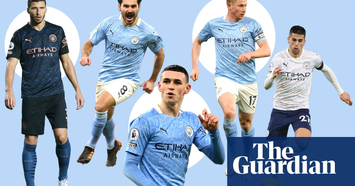 'Imperious campaign' – player ratings for Manchester City's title winners