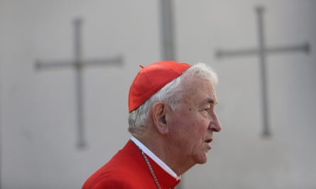 Cardinal Vincent Nichols said he found seeing the issue from the perspective of the survivors 'sobering'.