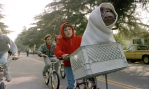E.T. is one of many films that Netflix's 'skip intro' feature can be used on.