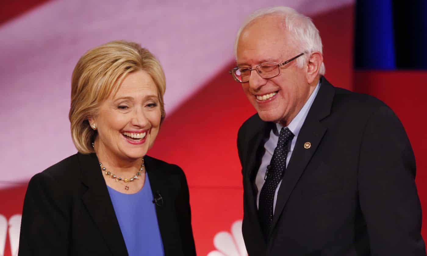 Bernie Sanders starred in the debate the party didn't want people to watch