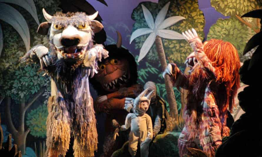 Oliver Knussen wrote the original score for the fantasy opera Where the Wild Things Are.