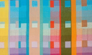 Tibor Reich's Madison Colour Blanket, 1956.