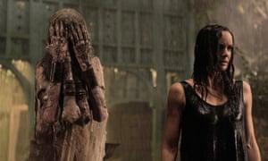 Sarah Wayne Callies in The Other Side of the Door.