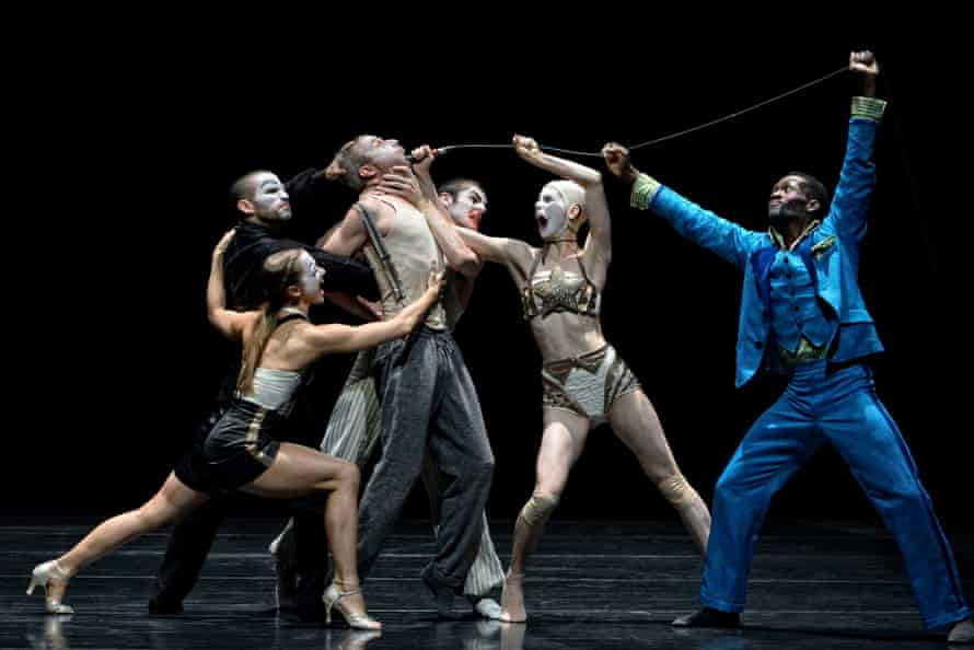 Crystal Pite and Jonathon Young's Betroffenheit