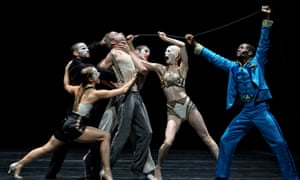 Crystal Pite and Jonathon Young's Betroffenheit at Sadlers Wells, London.