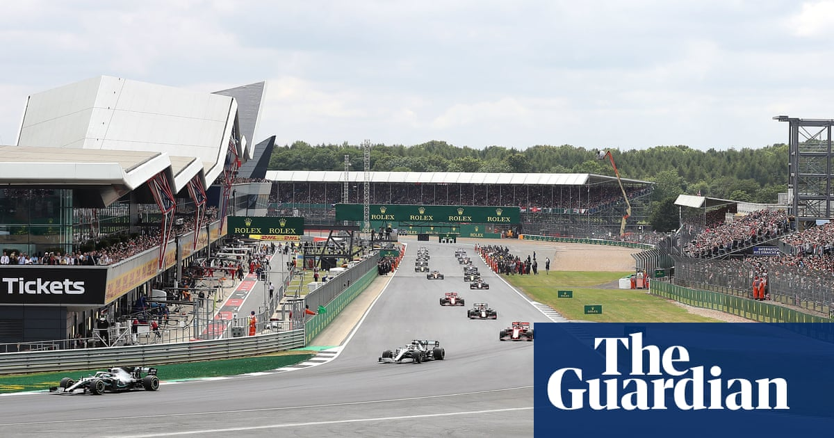 Marshals condemn refusal to test them for Covid-19 at British Grand Prix
