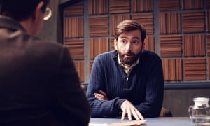 David Tennant in episode one of Criminal.