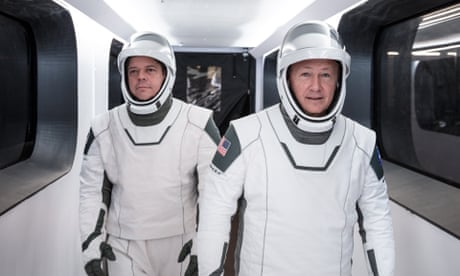 Elon Musk's Crew Dragon puts America back in the space race