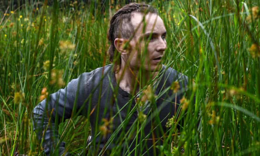 Martin McCann in The Survivalist.