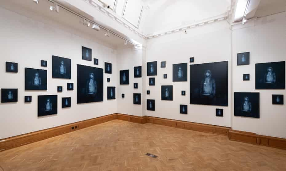 Carrie Mae Weems's installation Repeating the Obvious, part of the Artes Mundi prize exhibition in Cardiff