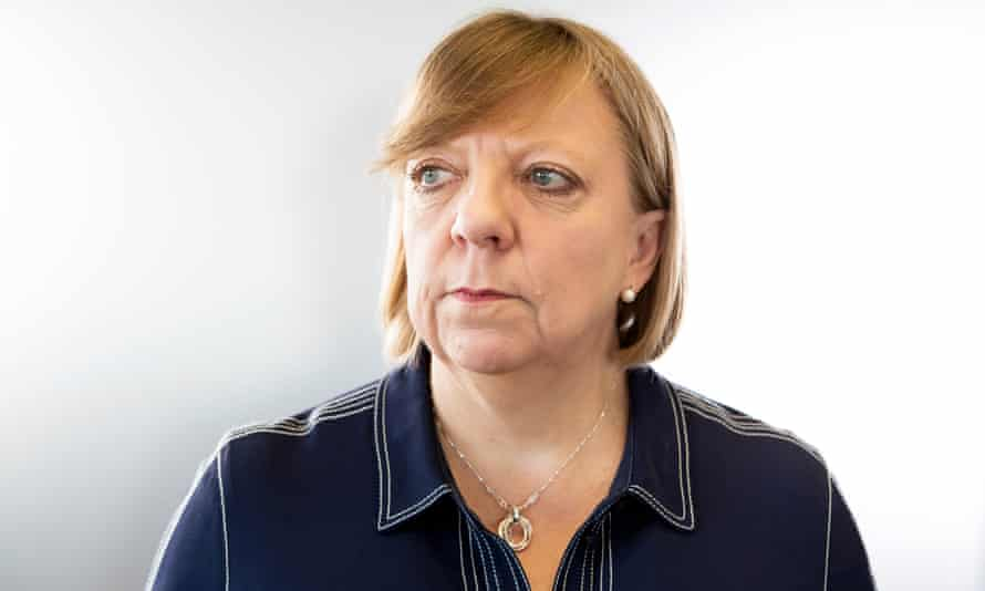 Alison Saunders, former Director of Public Prosecutions.