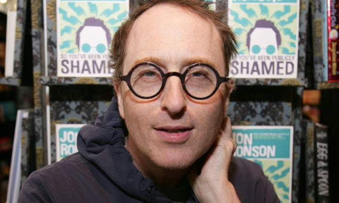 Time and again on Twitter we act like the thing we purport to hate :   Jon Ronson, British journalist and broadcaster