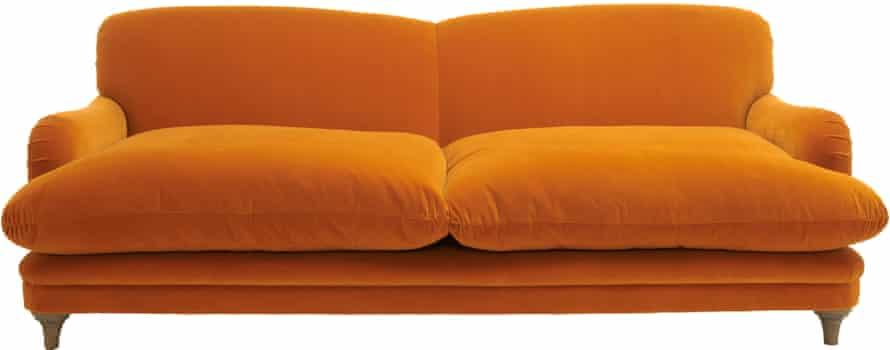 Pudding sofa.