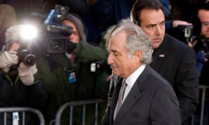 Bernard Madoff was sentenced to 150 years in prison for running the world's biggest swindle.