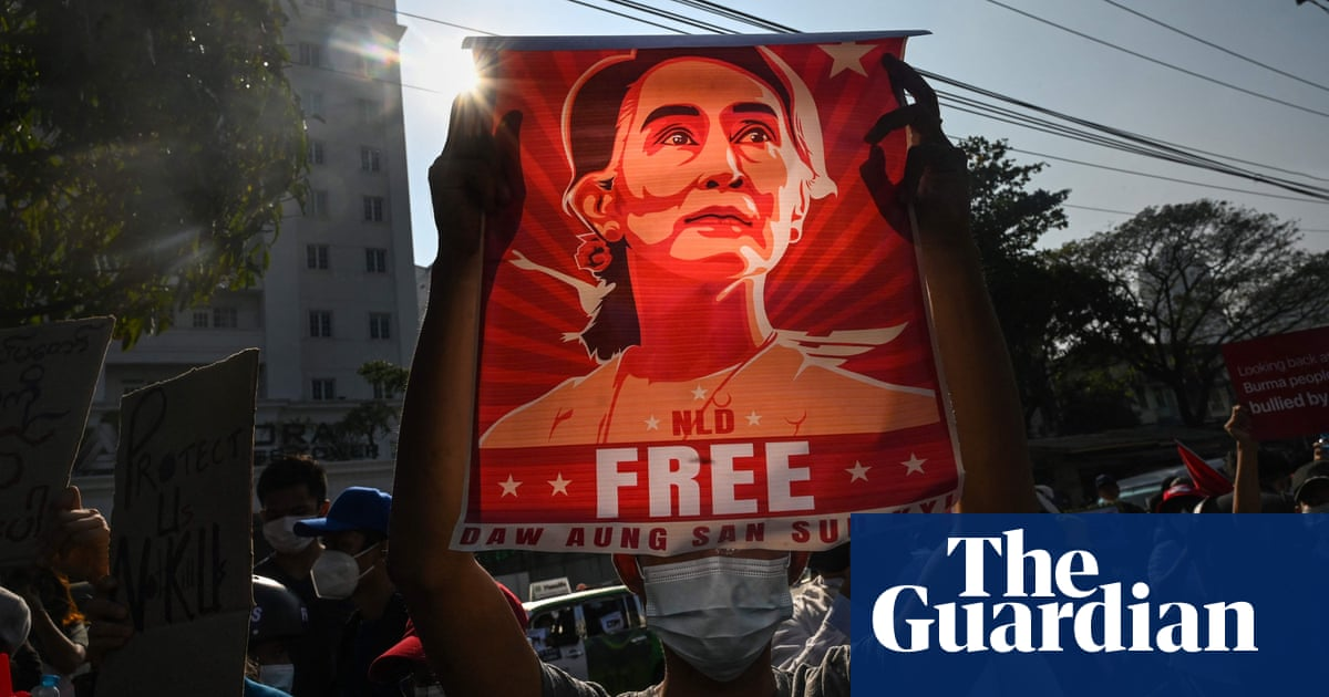 Trial of Aung San Suu Kyi to begin in Myanmar after military coup