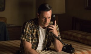 Jon Hamm as Don Draper … 'Mad Men could do an episode where Don takes his family to Disneyland'