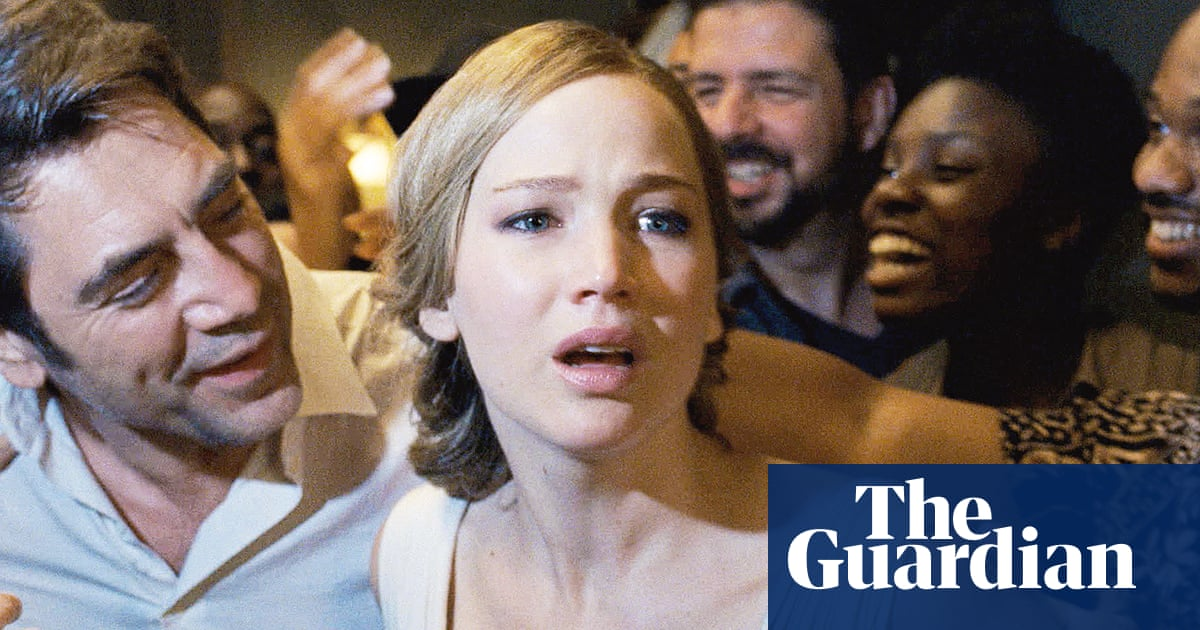 What the F? How Mother! joined the 'bad movie' club | Film | The