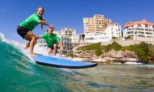 Let's Go Surfing, North Bondi, Sydney