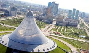 Kazakhstan renames capital Nur-Sultan | World news | The ...