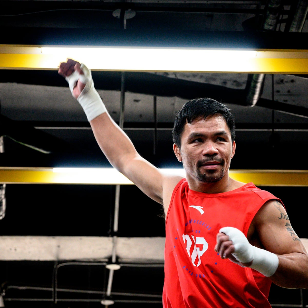 Manny Pacquiao confirms fight with Conor McGregor next year | Manny Pacquiao | The Guardian
