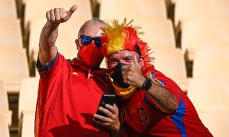Spain v Sweden: Euro 2020 - live!