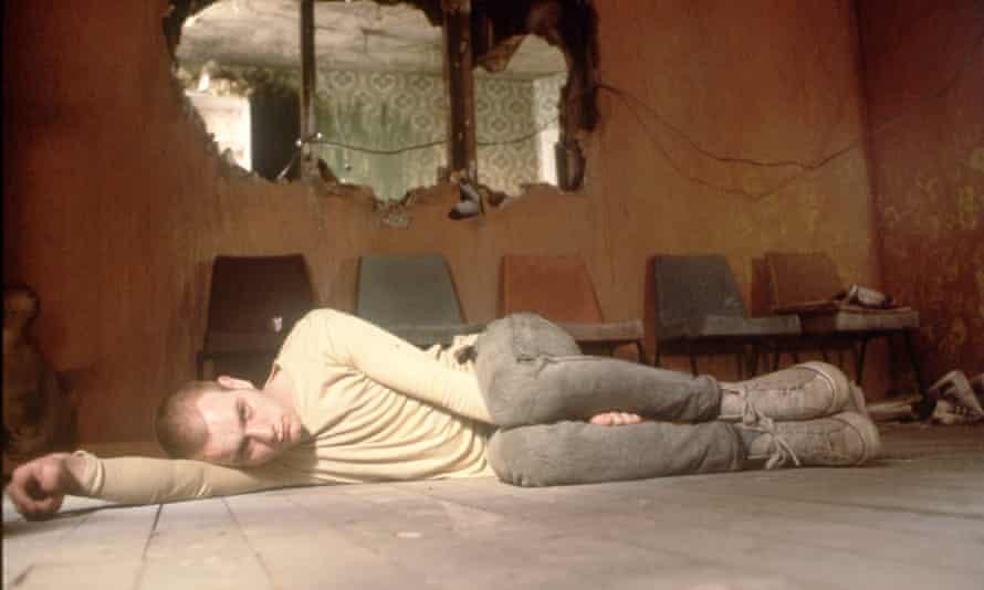 Ewan McGregor in the film Trainspotting