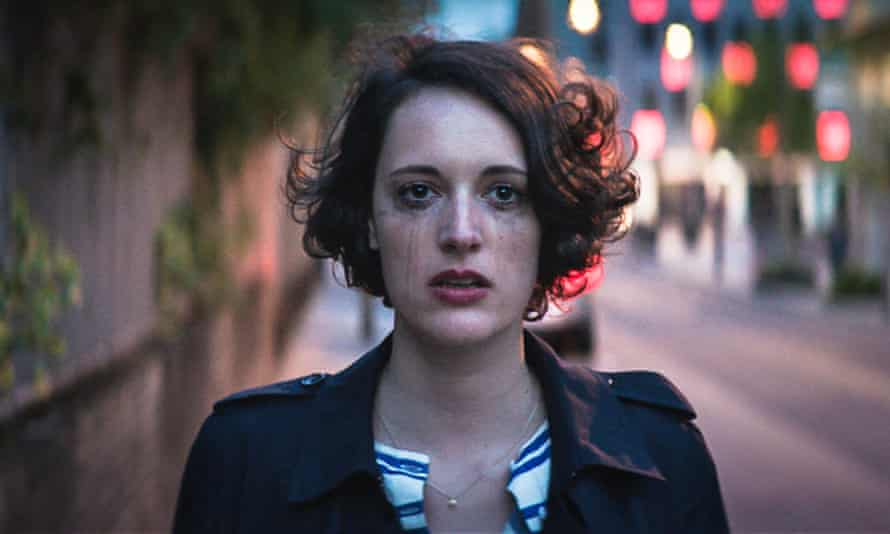 Fleabag's star and writer Phoebe Waller-Bridge dispensed with audience or canned laughter.