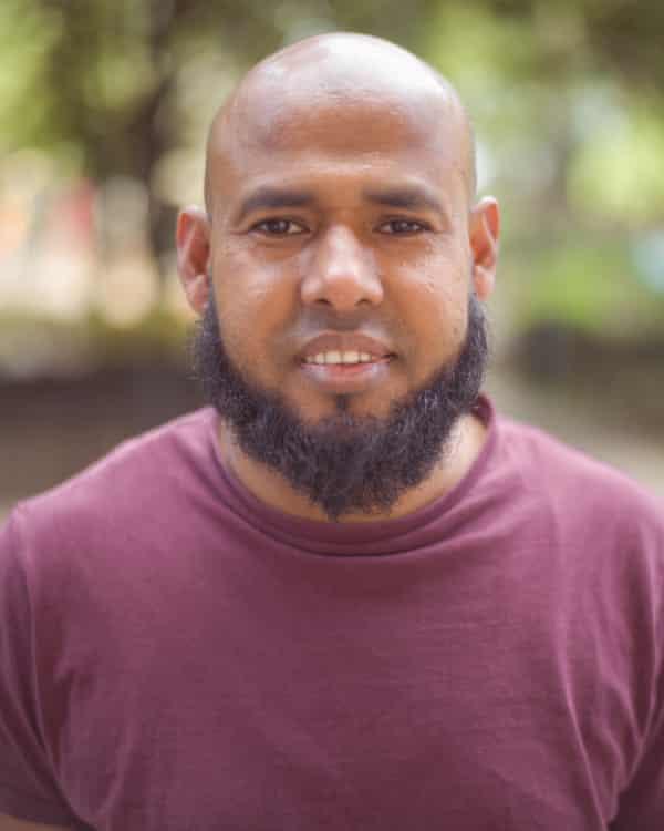 Cecil Rhodes House resident Rahman Mohamed Luthfur