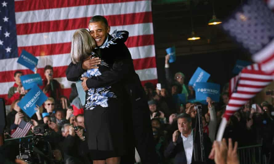 Obama Campaigns Throughout Ohio Four Days Before Election 2012