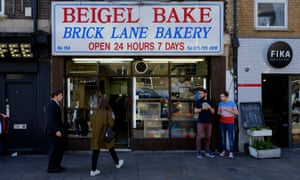 Beigel Bake The bakery, a relic of Spitalfields' former Jewish community, opened 44 years ago