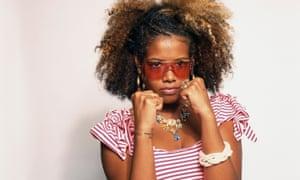 A new golden age of R&B ... Kelis.