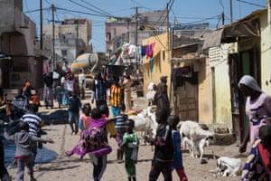 Guet N'dar, Saint-Louis, Senegal