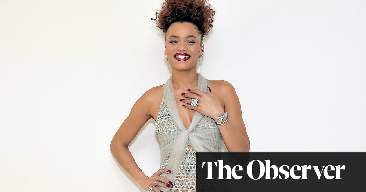 Andra Day: 'I want to be sexy and pow in an awards outfit'