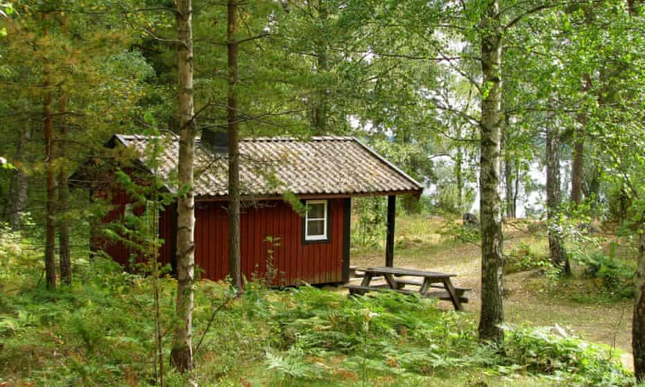 Grinda Cabin Village, Stockholm