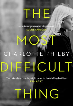 The Most Difficult Thing by Charlotte Philby