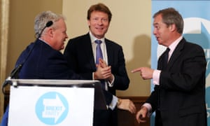 Brexit party candidates