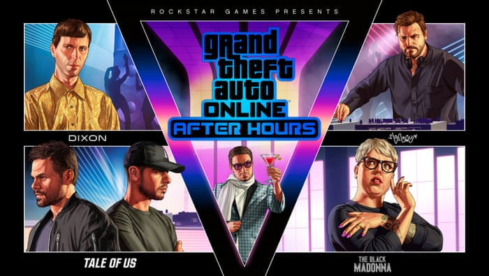 How Grand Theft Auto created a virtual underground clubbing