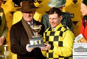 Willie Mullins and Paul Townend